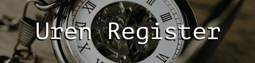 Urenregistratie huisarts